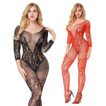 super quality fine quality 2019 original Full Lace Hot Lingerie Sexy Fishnet Women In Bodystockings - Buy Women In  Bodystockings,Sexy Fishnet Lingerie,Sexy Fishnet Women Bodystockings  Product ...