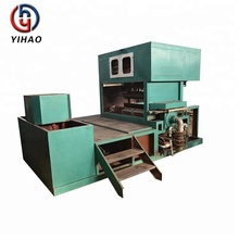 small semi-automatic recycled paper egg tray production line price