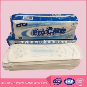 Wholesale cheap santiary napkin sanitary pad sanitary towel