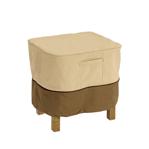 Square Table Cover Protective For Outdoor Furniture