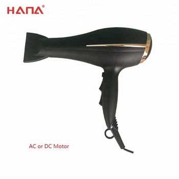 HANA Safety cut-off ion function has a loop Cool shot professional salon hair dryer wholesale 2200w