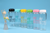 Hot Sale clear 500ml My Bottle beverages plastic water bottle with Free Sample