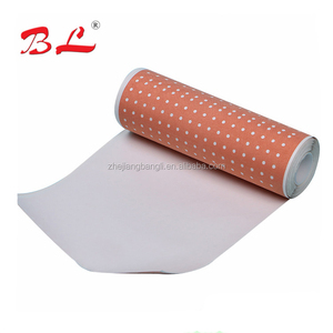 medical/surgical cotton adhesive plaster roll with perforated
