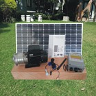 CHEERS High pressure surface solar river water pump