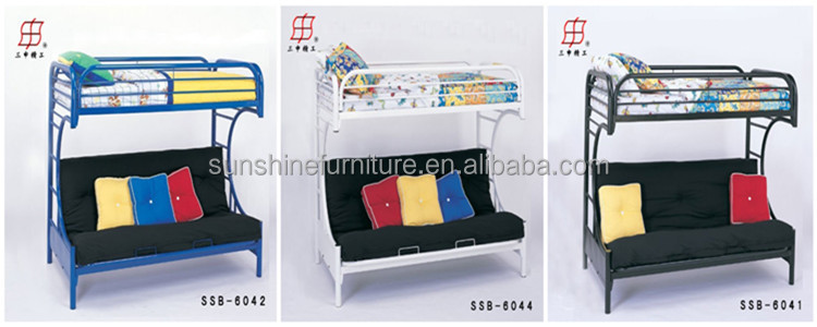 2015 Hot Sale Home Furniture Cheap Queen Size Metal Bunk Bed Buy Queen Size Metal Bunk Bed