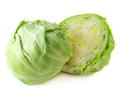 CABBAGE FRESH GREEN PRODUCE FRUIT VEGETABLES FROM FLORIDA EACH HEAD (1)