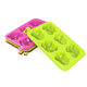 Hopesun design custom silicone ice cube tray