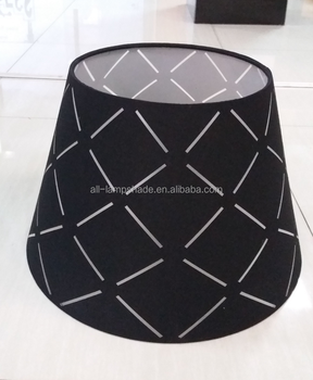 Wholesale Cheap Black Lamp Shade Fabric Lampshade for Hotel