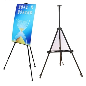 No Moq Limited adjustable tripod stand metal easel stand