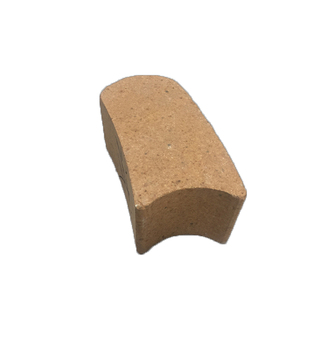 Low Price Customization Refractory Clay Fire Arch Shape Brick