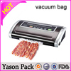 Yason hot vacuum flask pouch vacuum seal packaging bag transparent vacuum food sealer bag on roll