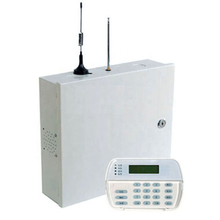 Sistema de alarma antirrobo inteligente, 16 zonas, con cable, GSM, GPRS, TCP, IP