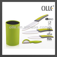 Gift Kitchen High Quality Ceramic Blade Knife Set