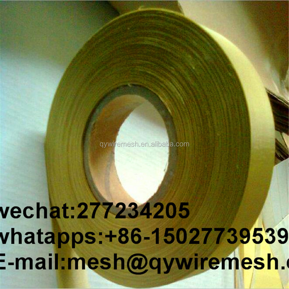 brass mesh /brass screen fabric/yellow copper wire mesh tape