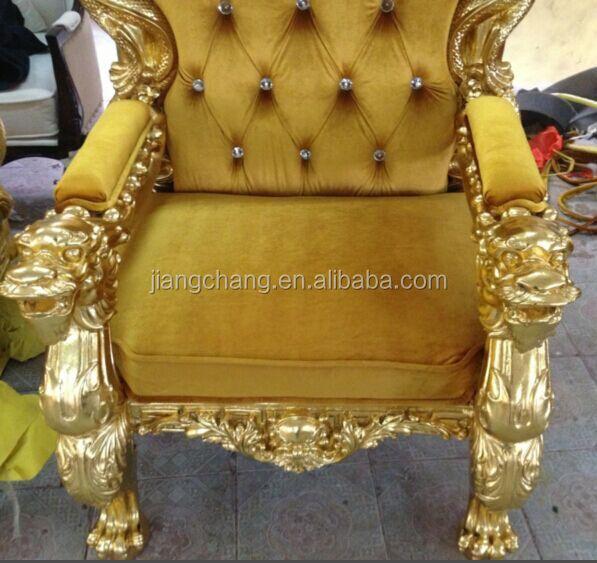 Glasvezel koninklijke paarse koning stoel jc k435 for Paarse eetkamerstoelen