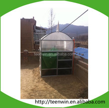 soft pvc portable tank for biogas digester/plant