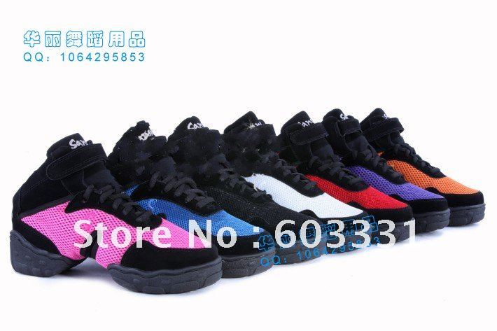 new sansha danse sneakers moderne jazz hip hop chaussures de danse us taille 5 9 livraison. Black Bedroom Furniture Sets. Home Design Ideas