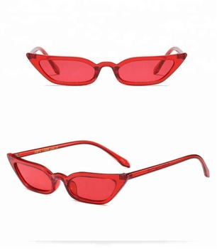 7eb5318e1cab Hot Popular Fashion 2018 Small Frame Sexy Women Sunglasses Cat Eye Sun  Glasses Sunglasses