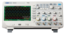 MCP DQ8104C - 4 CHANNEL DIGITAL STORAGE OSCILLOSCOPE 100MHz with LAN
