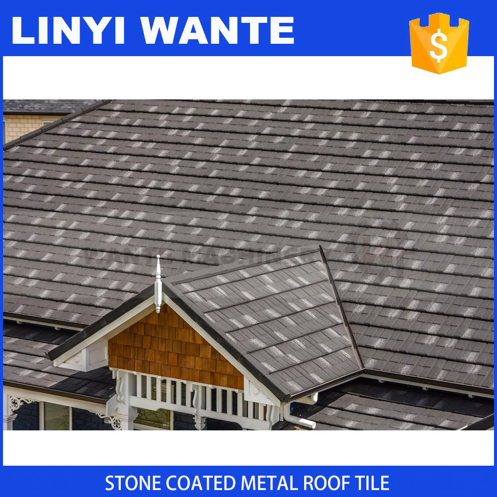 Wante shingle roof tile with its bold surface appearance to give your house dimensional effect