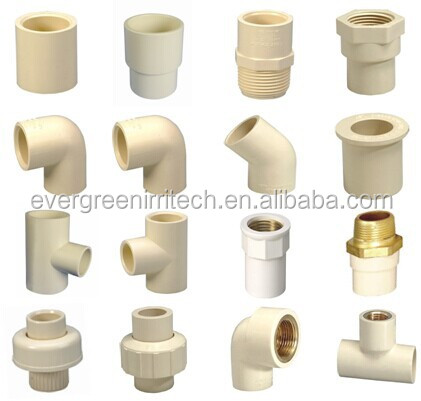Cpvc virgin material pipe transition fittings buy cpvc for Cpvc hot water