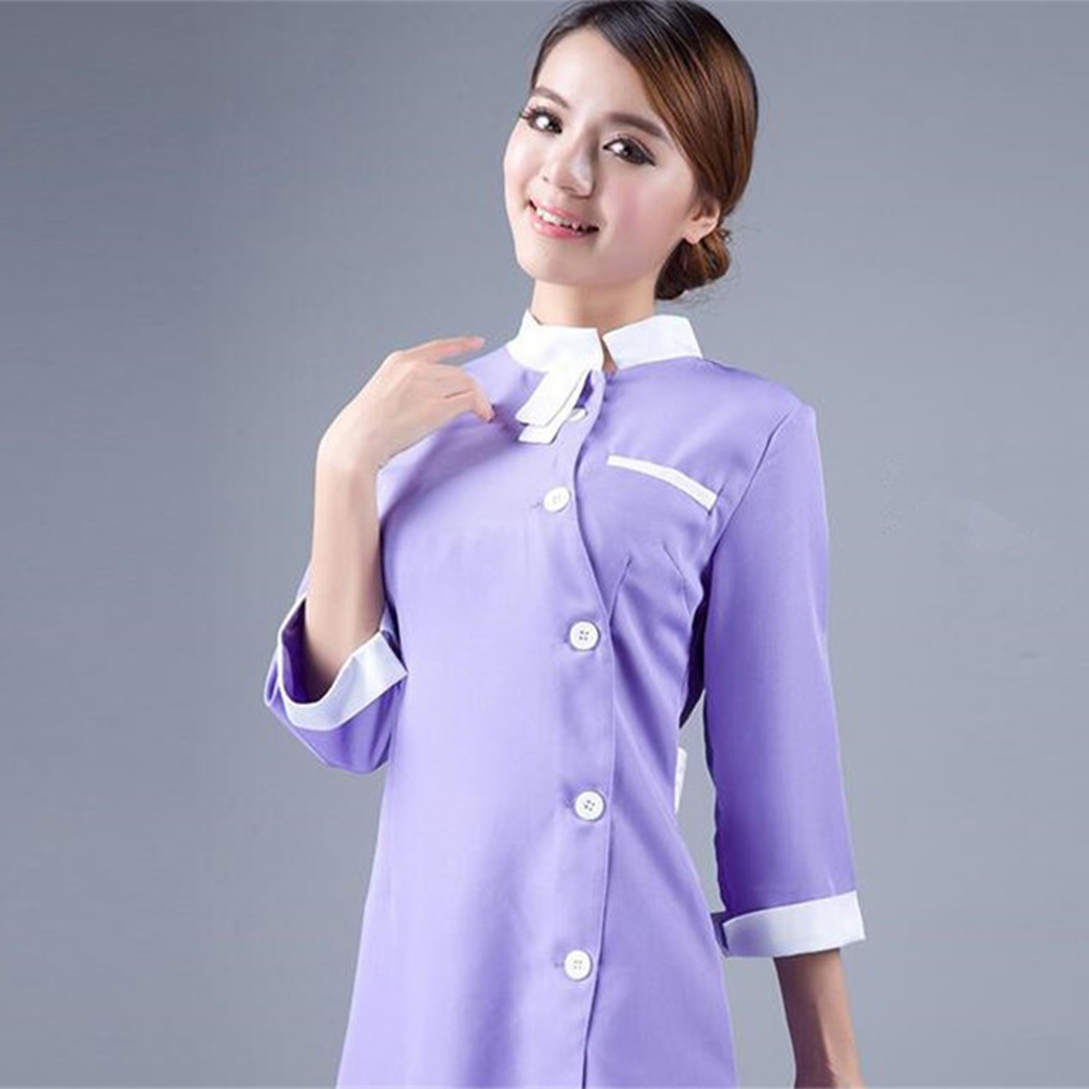 Online buy wholesale hairdresser smocks from china for Uniform spa sistemi per serramenti