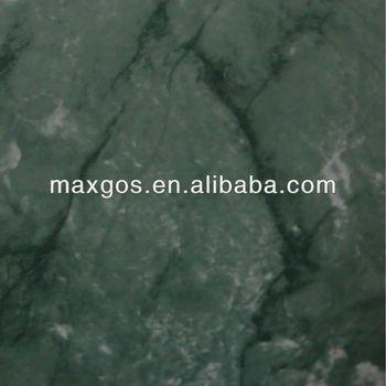 300x300mm Dark Green Marble Stone Glazed Ceramic Tile Mf45093