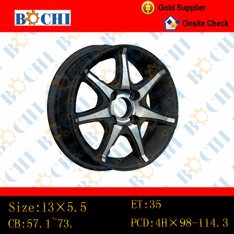 13X5.5 car steel wheels