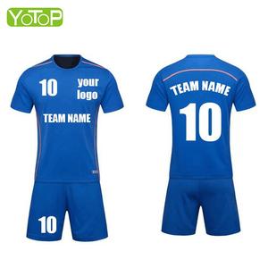 Factory Personalized Custom Men Soccer Jersey Team Jerseys Football Uniform  Kits 3d8a70f6c