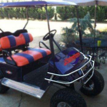Golf Cart Parts Front Brush Guard Bumper For E-z-go Txt - Buy Golf Txt Golf Cart Html on ez go cart, txt golf car, txt pds, txt valor,