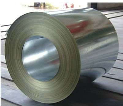 ZINC COATED HOT DIPPED GALVANIZED STEEL IN COILS