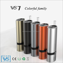 Alibaba Express VS7 Dry Herb Vaporizer 2017 Trending Product Factory Price Chinese Supplier
