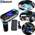 Bluetooth Phone Call FM Transmitter MP3 Player Car Kit Charger for iPhone6 6S 5S