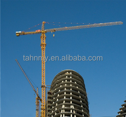 QTK series good quality zoomlion self erection tower crane