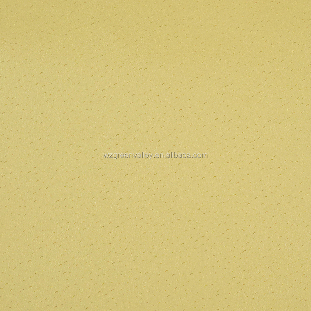 breathable paper design pu non woven backing man-made leather for shoes lining