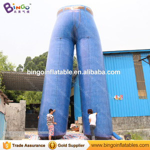 Promotion inflatable pants ,inflatable advertising trouser for display