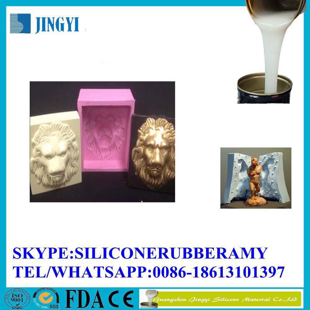 Silicone Rubber For Resin Toys Mold Making China
