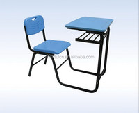 2015 Hot Sale Kids School Desk & Chair XG-232 plastic student desk & chair