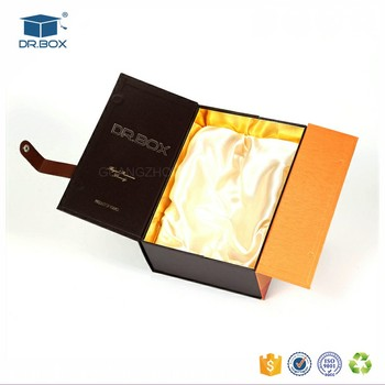 Custom Magnetic Closure Cardboard Wine Glass Boxes Book Shape Wine Gift Boxes Wholesale Mini Wine Boxes Buy Mini Wine Boxes Cardboard Wine Glass