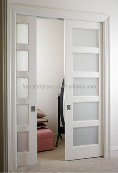 5 panel frosted glass double sliding french doors buy sliding french doors double french doors for 5 panel frosted glass interior door