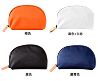 New design custom print handle waterproofing nylon wash bag pouch bag cosmetic case