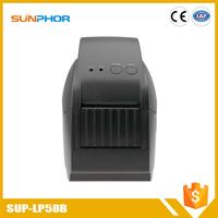wholesale China factory 2d zebra barcode printer