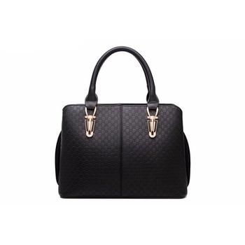 China supplier eco friendly elegant fashion pu ladies shoulder bag trendy designer  women luxury handbags e1f43e80c0a11