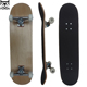 31 Inch Pro Complete Standard Skateboard 8 Layer Maple Skateboard Deck for Extreme Sports Outdoors Durable Skate Board
