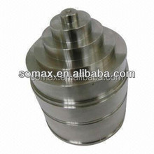 High precision CNC machined parts, central machinery lathe parts, custom made CNC machining parts