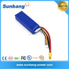 high discharge current 20C 4S 14.8v 2650mah lipo rc battery for rc trucks boat trailer