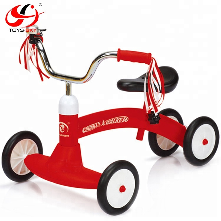 Luxury Toddler Bicycle Bike Stroller Kids Ride On 3 Wheels Children Tricycle Car Toys Baby Walker With Wheels