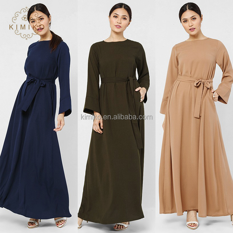 Manufacturer Latest Jubah Design Wholesale Model Malaysia Abaya