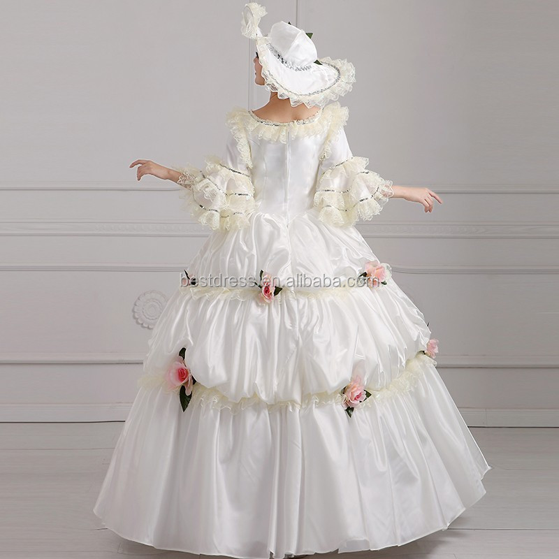 100%real Royal Medieval Dress Womens Victorian Renaissance Gothic ...
