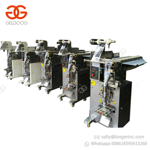 Good Performance Food Packaging Coffee Bean Dried Fruits Potato Chips French Fries Vertical Form Fill Seal Packing Machine